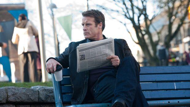 In einer neuen Mission unterwegs: Chance (Mark Valley) ... © 2011  Warner Bros.