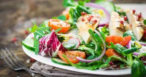 Genuss muss sein – und Hunger hat bei der Verona-Pooth-Diät nichts zu suchen.