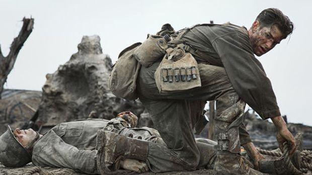 Hacksaw Ridge - Ob dieser Film einen Oscar mit nach Hause nimmt?