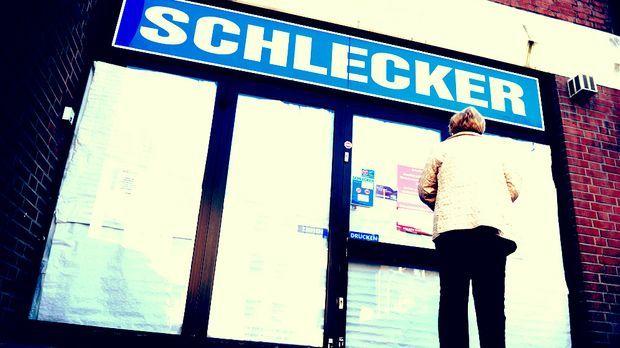 Schlecker_Frau_dpa