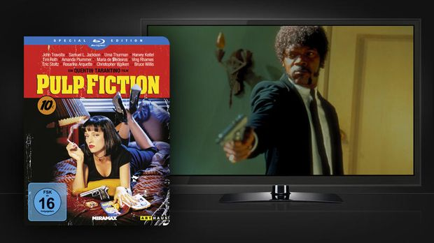 DVD-Pulp-Fiction 820 x 461 © Universum Film