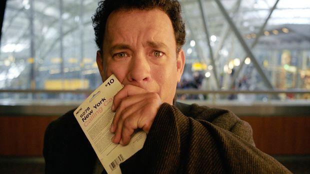 Eigentlich will Victor Navorski (Tom Hanks) nur New York besuchen, aber der T...
