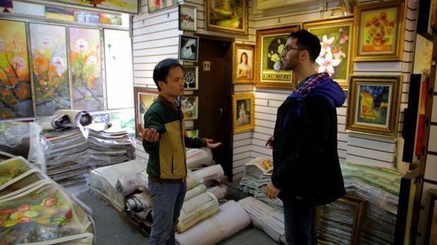 Die größte Fälscherstadt in China