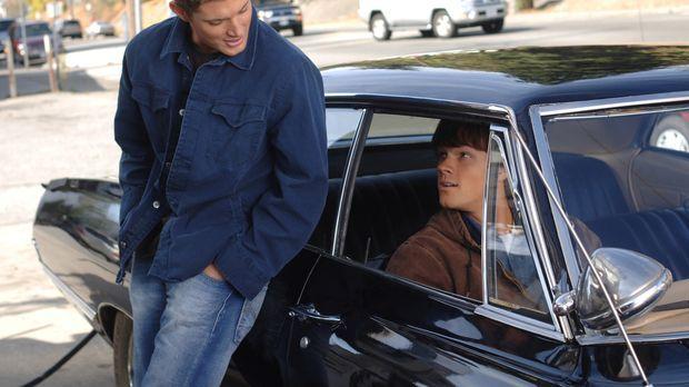 Zach, ein Freund von Sam, wird des Mordes verdächtigt! Als Sam (Jared Padalec...