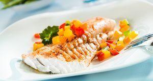 DASS Sie abends essen müssen, ist klar, aber WAS? Fisch und Gemüse sind ideal...