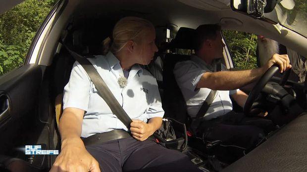 Vorschau: Polizisten klären Einbruch in Schießclub