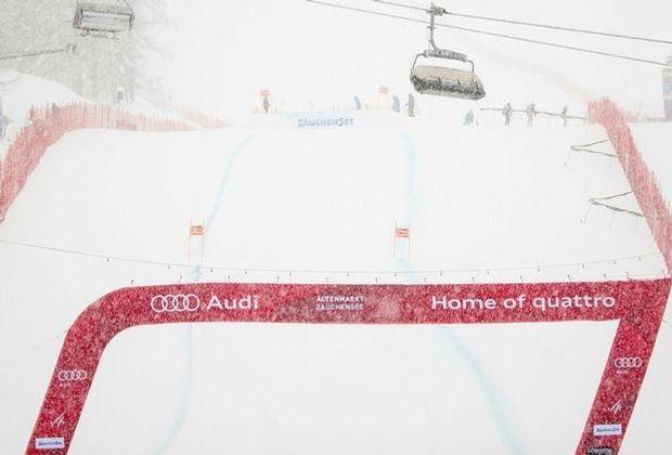 Der Weltcup in Zauchensee droht auszufallen