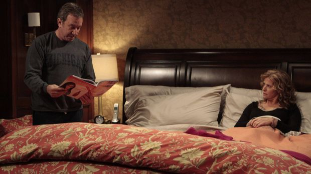 Mike (Tim Allen, l.) und Vanessa (Nancy Travis, r.) vermuten, dass Mandy viel...