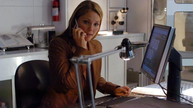 Mit ihrem Wissen, versucht Dr. Natalie Durant (Kelli Williams) einen außergew...