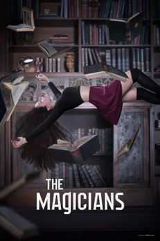 The Magicians - (1. Staffel) - The Magicians - Artwork - Bildquelle: 2015 Syf...