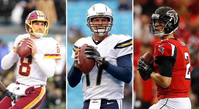 Die besten Quarterbacks der Regular Season 2016 - Bildquelle: 2016 Getty Images