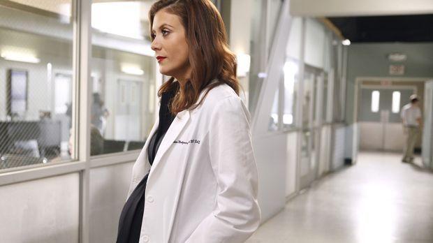 In Meredith' Gedankenwelt ist Addison (Kate Walsh) noch immer glücklich mit D...