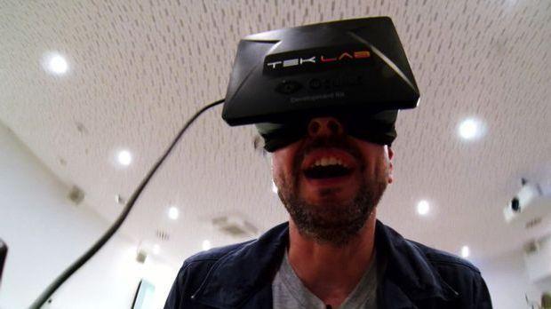 Virtuelle Brille