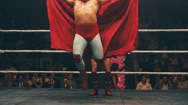David gegen Goliath: Da seine Glaubensbrüder für das Wrestling wenig christli...
