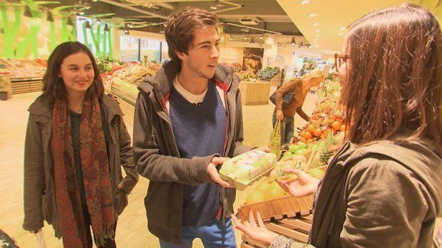 Checkerwissen: Supermarkt