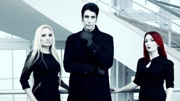 Blutengel mit ihrem neuen Album