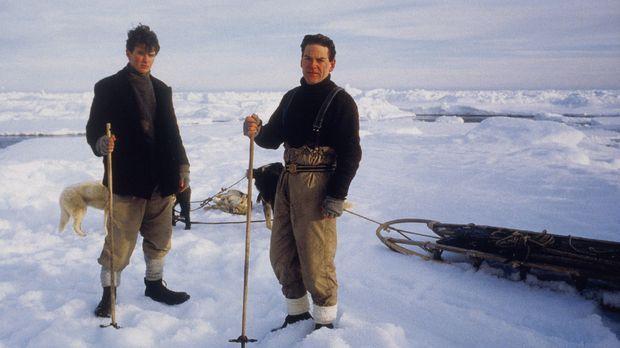In der unendlichen Eiswüste der Antarktis endete dieser Trip in einem Wettlau...