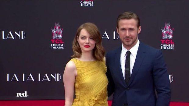 Emma Stone und Ryan Gosling harmonieren vor der Kamera!