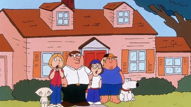 (4. Staffel) - Die Griffins sind eine nach außen hin