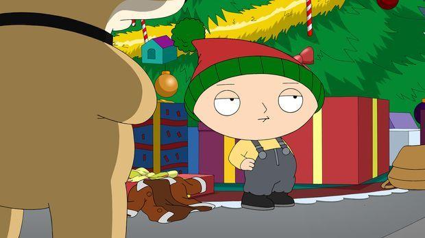 Erlebt ein ganz besonderes Weihnachtsfest: Stewie ... © 2014 Twentieth Centur...