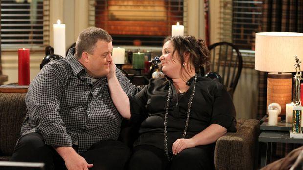 Wollen einen ungestörten Abend miteinander verbringen: Molly (Melissa McCarth...