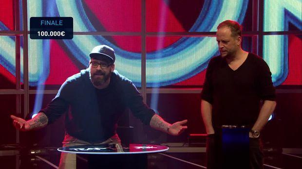TEAMWORK - Video - Finale: Ringe drehen - ProSieben
