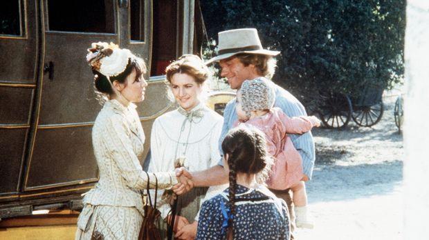 (v.l.n.r.) Die blinde Jane Canfield (Jill Schoelen) wird von Laura (Melissa G...