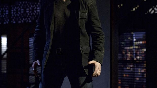 Er versucht alles, um einen Rachemord zu verhindern: Mick (Alex O'Loughlin) h...