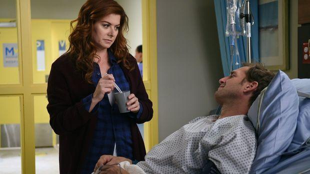 Detective Laura Diamond - Nachdem Jake (Josh Lucas, r.) mit einer schweren Sc...