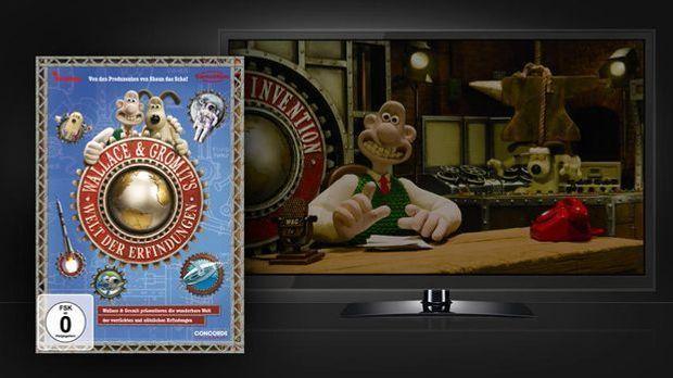 Wallace und Gromits Welt der Erfindungen