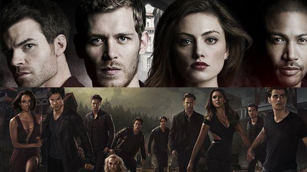 The Originals 2 und Vampire Diaries 6: Ab dem 26/27.2. auf sixx!