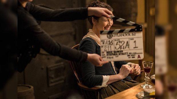"""""""Outlander"""" vor Staffel 3: Fans stinksauer über gelöschte Szene"""