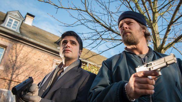 Ein neuer Fall wartet auf die zwei äußerst unterschieden Bullen Mick (Henning...