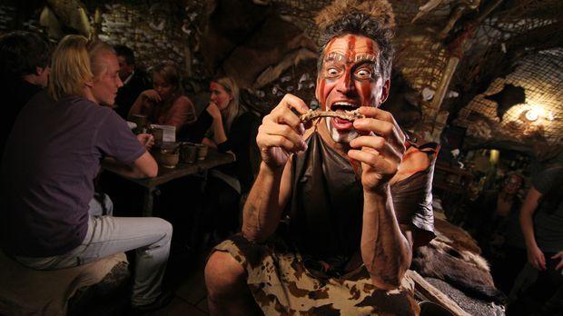 Bob Blumer reist in die Tschechische Republik und findet sich in der Steinzei...