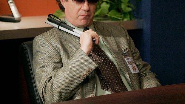 Auf einem Foto des blinden Fotografen Jackson Scott (John Billingsley) ist ei...
