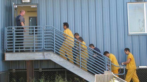 Lockdown begleitet die Bush Troopers in Alaska, die unter extremen Bedingunge...