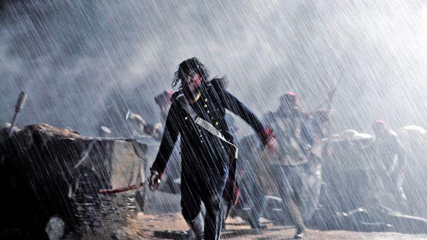 Nach dem Bruch mit Zar Alexander I. entschloss sich Napoleon (Tom Burke) zum...