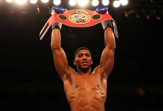 Boxen Schwergewicht Rangliste