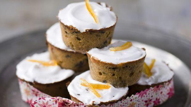 Für alle süßen Früchtchen: Tuttifrutti-Cupcakes