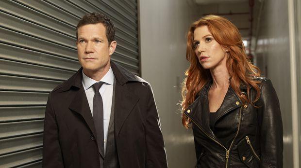 Unforgettable - (1. Staffel) - Gemeinsam gehen sie auf Mörderjagd: Detective...