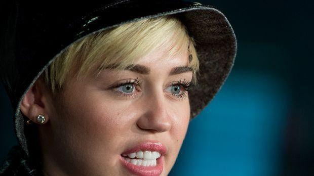 Miley Cyrus dpa