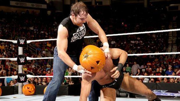 Halloween Cesaro Ambrose