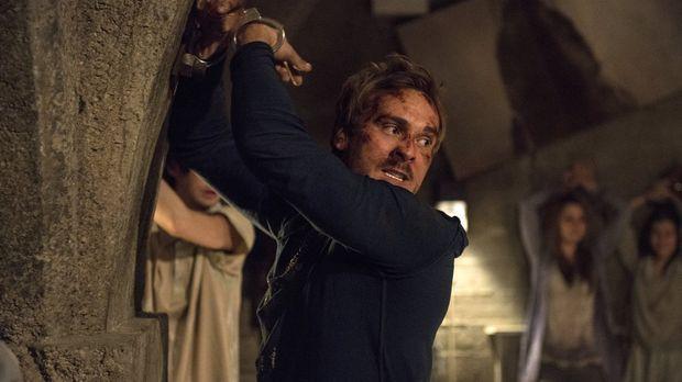Muss entsetzt mit ansehen, wie Raven gequält wird: Wick (Steve Talley) ... ©...