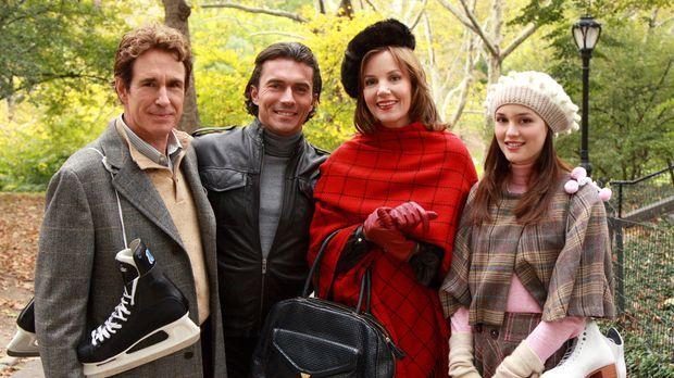 Der Schein vom trauten Familienglück trügt: Blair (Leighton Meester, r.), ihr...