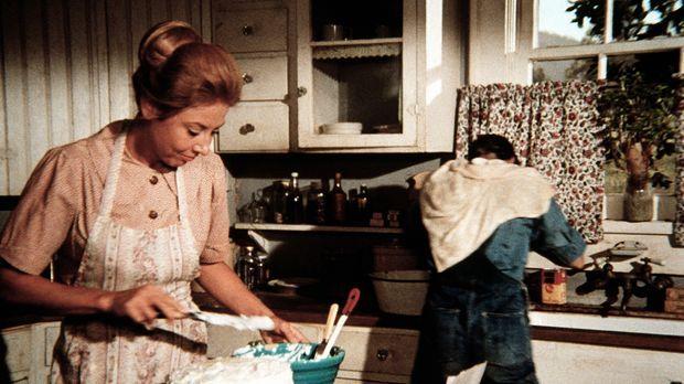 Das Jahresfest von Waltons Mountain steht kurz bevor: Olivia Walton (Michael...