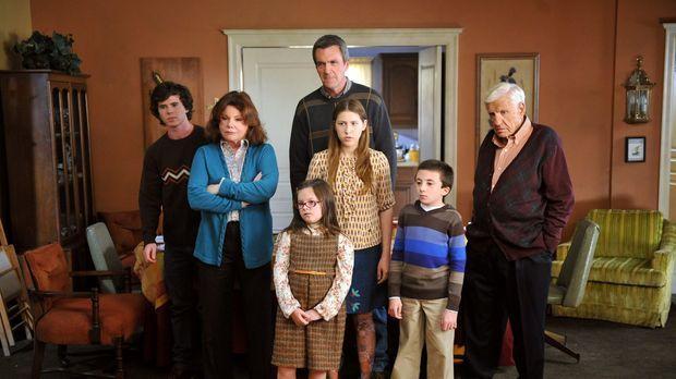 Haben sich das Familientreffen an Thanksgiving anders vorgestellt: Axl (Charl...