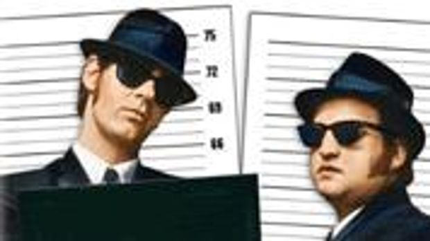 Cover: Blues Brothers