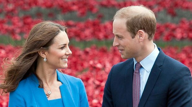 Prinz William enthüllt Kate Middleton-Geheimnis: Herzogin liebt Malbücher