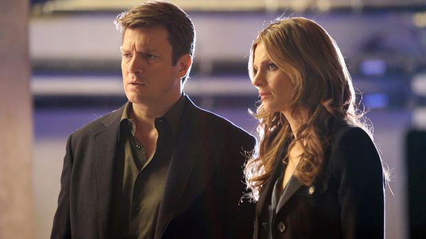 """CASTLE - """"A Murder Is Forever"""