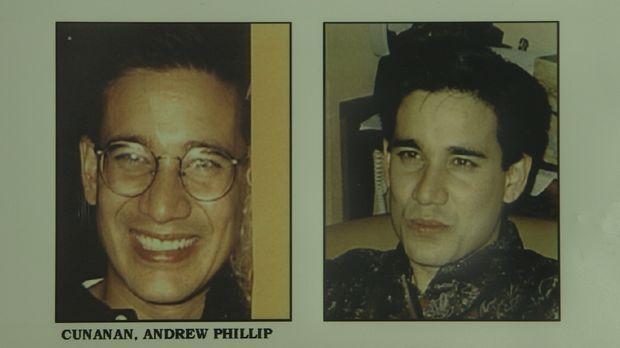 Andrew Phillip Cunanan ist verantwortlich für eine Mordserie, die fünf Mensch...